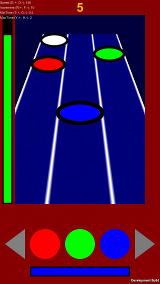 Asteroids Dodger gameplay