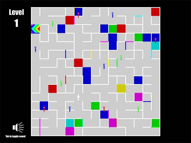 Light Maze gameplay
